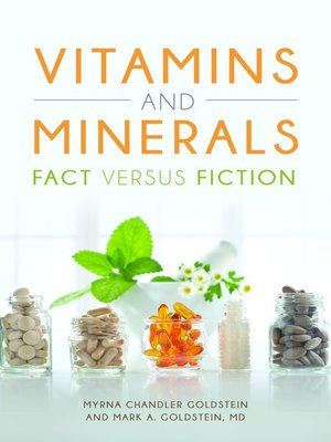 cover image of Vitamins and Minerals