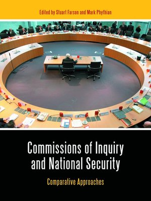 cover image of Commissions of Inquiry and National Security