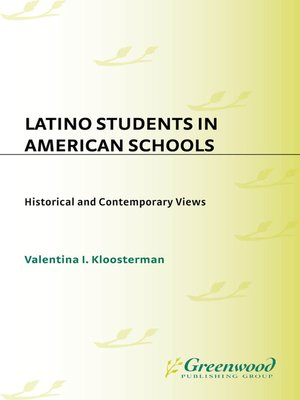 cover image of Latino Students in American Schools