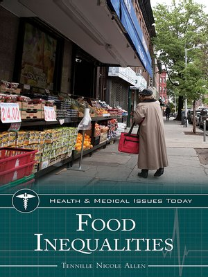cover image of Food Inequalities
