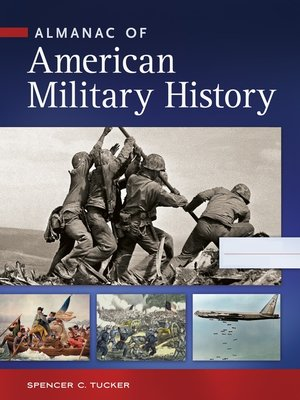 cover image of Almanac of American Military History [4 volumes]