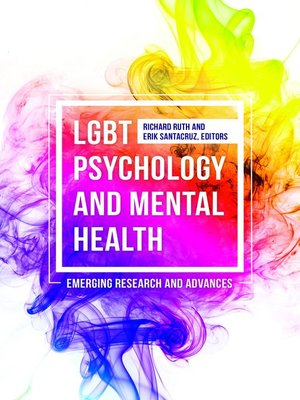 cover image of LGBT Psychology and Mental Health