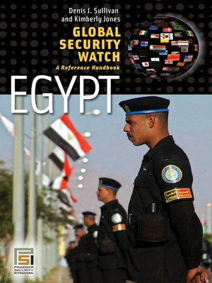 cover image of Global Security Watch—Egypt