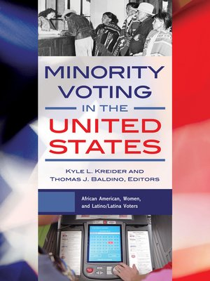 cover image of Minority Voting in the United States [2 volumes]