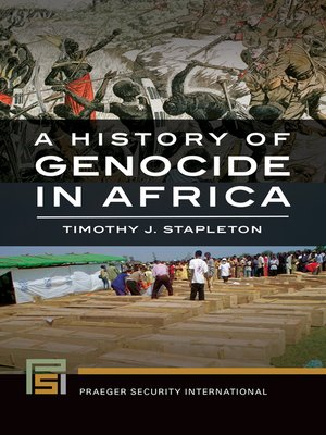 cover image of A History of Genocide in Africa