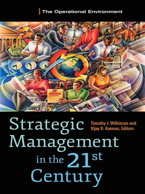 cover image of Strategic Management in the 21st Century [3 volumes]