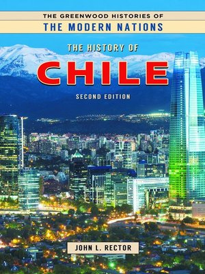 cover image of The History of Chile