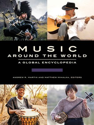 cover image of Music around the World