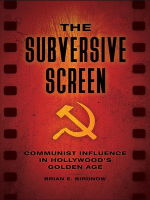 cover image of The Subversive Screen