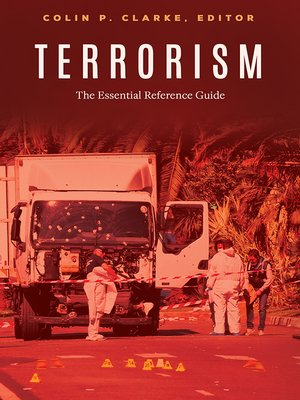 cover image of Terrorism
