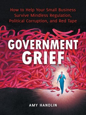 cover image of Government Grief