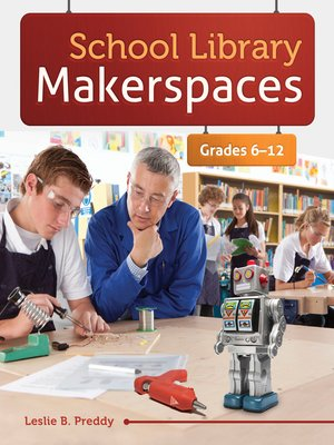 cover image of School Library Makerspaces