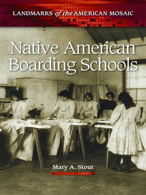 cover image of Native American Boarding Schools
