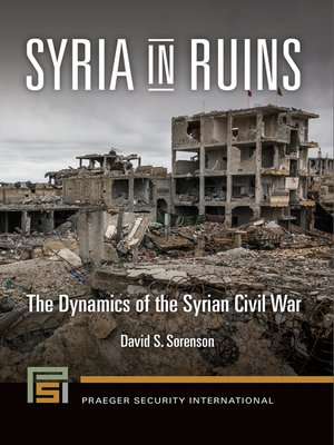 cover image of Syria in Ruins