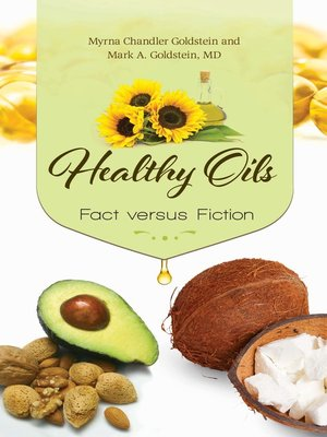 cover image of Healthy Oils