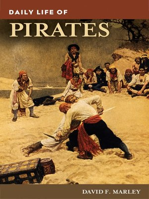 cover image of Daily Life of Pirates