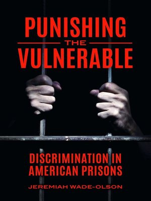 cover image of Punishing the Vulnerable