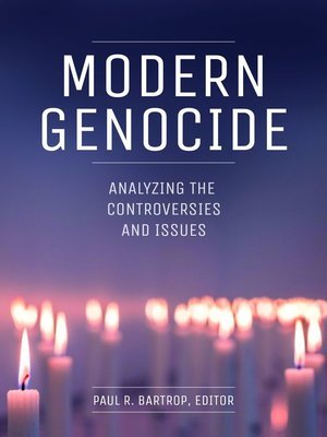 cover image of Modern Genocide