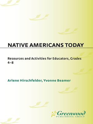 cover image of Native Americans Today