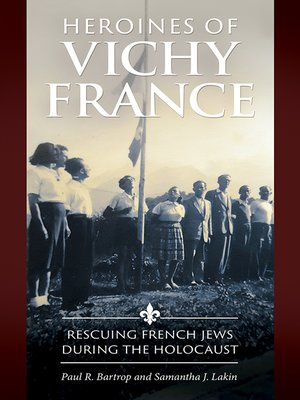 cover image of Heroines of Vichy France