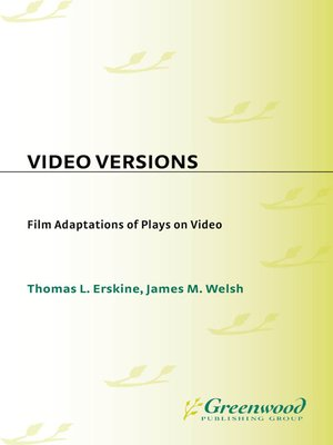 cover image of Video Versions