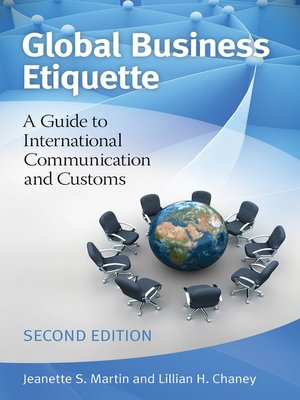 cover image of Global Business Etiquette