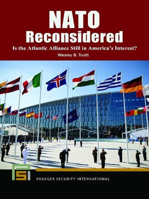 cover image of NATO Reconsidered