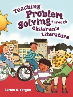 cover image of Teaching Problem Solving Through Children's Literature
