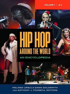 cover image of Hip Hop around the World