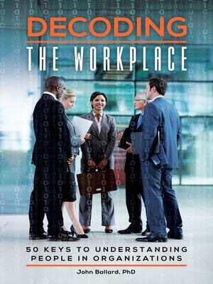 cover image of Decoding the Workplace