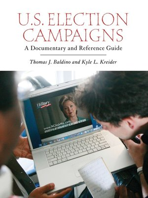 cover image of U.S. Election Campaigns