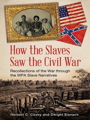 cover image of How the Slaves Saw the Civil War