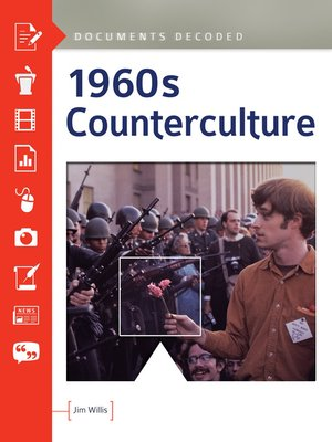 cover image of 1960s Counterculture