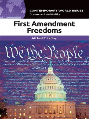 cover image of First Amendment Freedoms