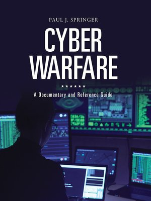cover image of Cyber Warfare