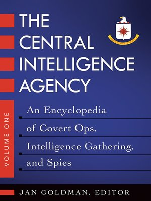 cover image of The Central Intelligence Agency
