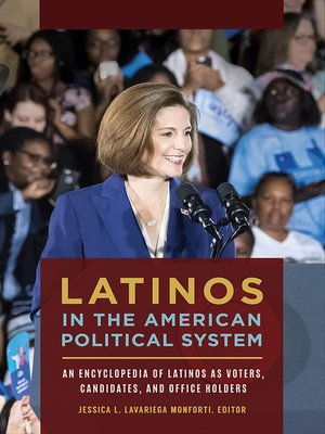 cover image of Latinos in the American Political System