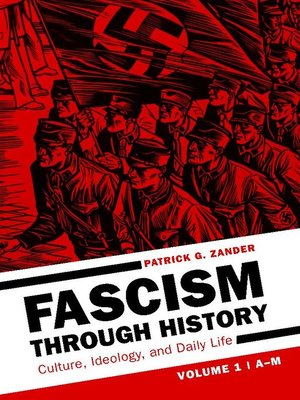 cover image of Fascism through History