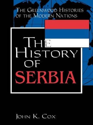 The History of Russia, 2nd Edition (The Greenwood Histories of the Modern Nations)
