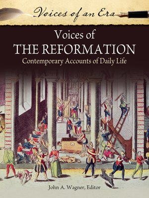 cover image of Voices of the Reformation