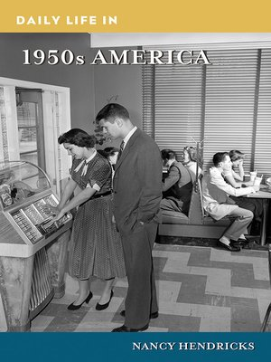 cover image of Daily Life in 1950s America
