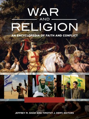 cover image of War and Religion