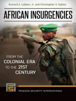 cover image of African Insurgencies