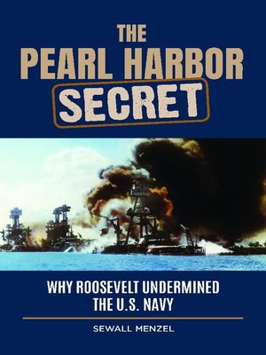 cover image of The Pearl Harbor Secret