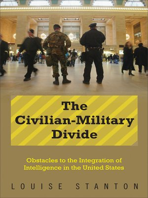cover image of The Civilian-Military Divide