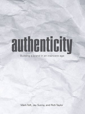 cover image of Authenticity