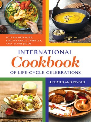 cover image of International Cookbook of Life-Cycle Celebrations