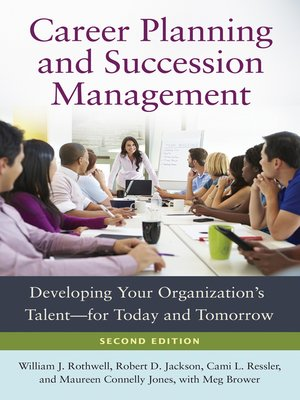 cover image of Career Planning and Succession Management