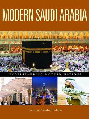 cover image of Modern Saudi Arabia