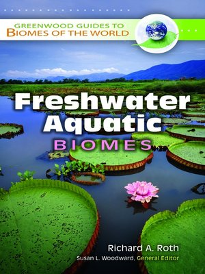 cover image of Freshwater Aquatic Biomes